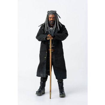 The Walking Dead  figurine 1/6 King Ezekiel 30 cm