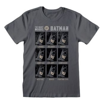 DC Batman T-Shirt Many Moods Of Batman