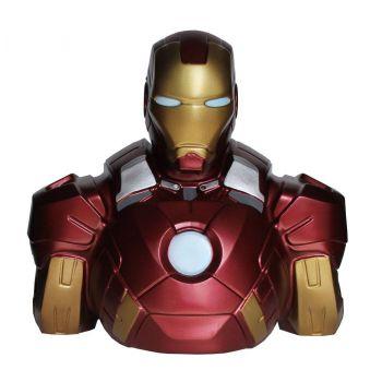 Marvel Comics buste / tirelire Iron Man 22 cm