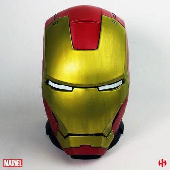 Iron Man tirelire casque MKIII 25 cm