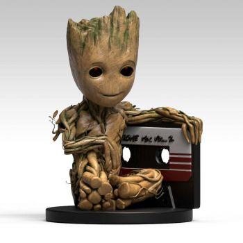 Les Gardiens de la Galaxie 2 buste / tirelire Baby Groot 25 cm