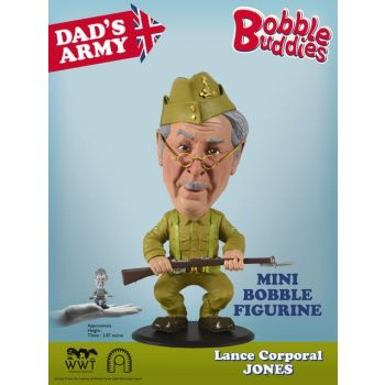 Dad's Army Bobble Head Lance Corporal Jones 7 cm