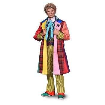 Doctor Who figurine 1/6 Collector Figure Series 6th Doctor (Colin Baker) Limited Edition 30 cm