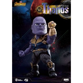 Avengers Infinity War Egg Attack figurine Thanos 23 cm --- EMBALLAGE ENDOMMAGE