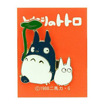 Mon voisin Totoro badge Big & Middle Totoro