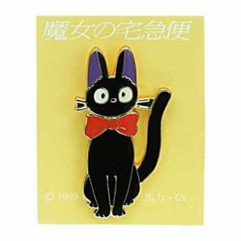 Kiki la petite sorcière badge Jiji Ribbon