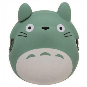 Mon voisin Totoro porte-monnaie mini Totoro vert 9 cm