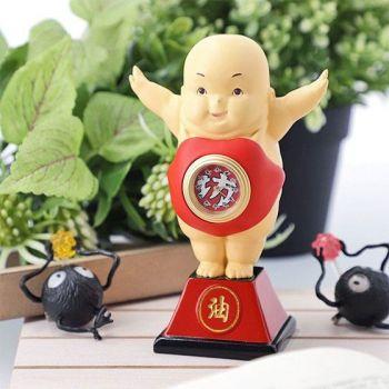 Le Voyage de Chihiro horloge Boh Came Back 13 cm