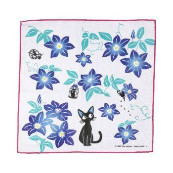 Kiki la petite sorcière serviette de toilette mains Clematis 29 x 29 cm