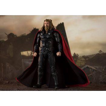 Avengers : Endgame figurine S.H. Figuarts Thor Final Battle Edition 17 cm --- EMBALLAGE ENDOMMAGE