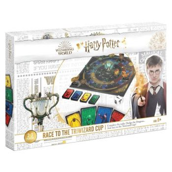 Harry Potter jeu de plateau Race to the Triwizard Cup *ANGLAIS*