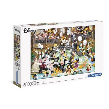 Disney Puzzle Masterpiece Character Gala (6000 pièces)