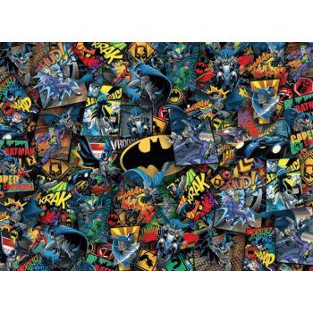 DC Comics Impossible puzzle Batman (1000 pièces)