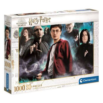 Harry Potter puzzle Harry vs. the Dark Arts (1000 pièces)