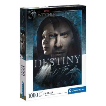 The Witcher puzzle Destiny (1000 pièces)