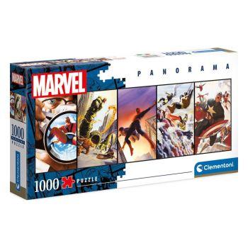 Marvel Comics Panorama puzzle Panels (1000 pièces)