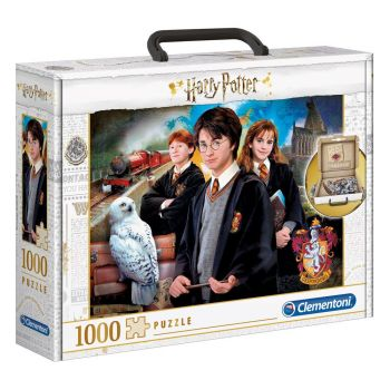 Harry Potter puzzle Briefcase (1000 pièces)