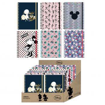 Disney présentoir bloc-notes A5 Classic Mickey & Minnie (18)