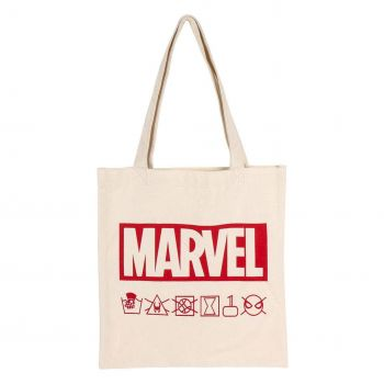 Marvel sac shopping Logo
