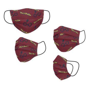 Harry Potter Masque en tissu Glasses