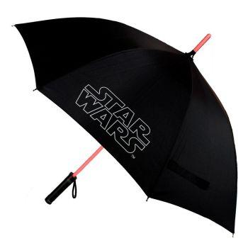 Star Wars parapluie lumineux sabre laser