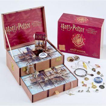 Harry Potter calendrier de l'avent bijoux 2021