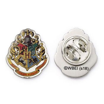 Harry Potter badge Hogwarts Crest