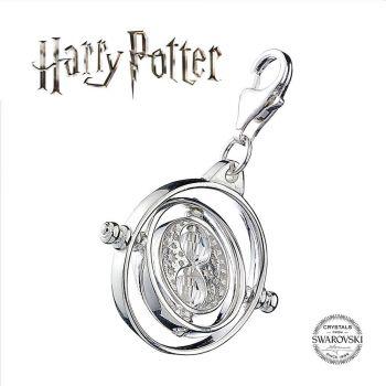 Harry Potter x Swarovski breloque Time Turner