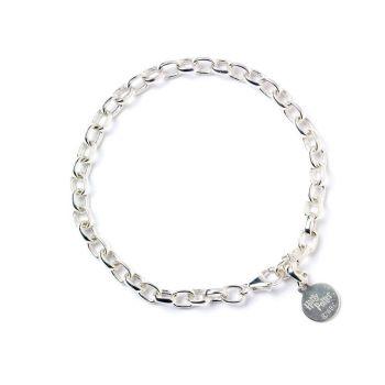 Harry Potter bracelet argent Branded Charm 21 cm
