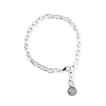 Harry Potter bracelet argent Branded Charm 18 cm