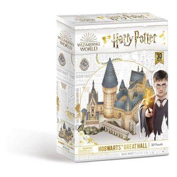 Harry Potter puzzle 3D Grande Salle (187 pièces)