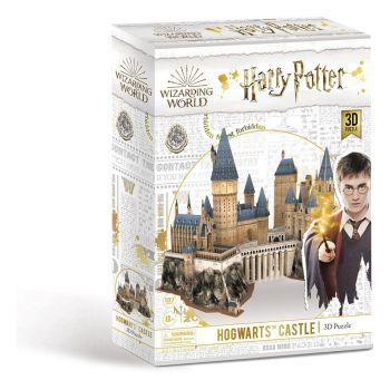 Harry Potter puzzle 3D Château de Poudlard (197 pièces)