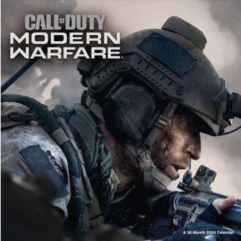 Call Of Duty calendrier 2020 *ANGLAIS*