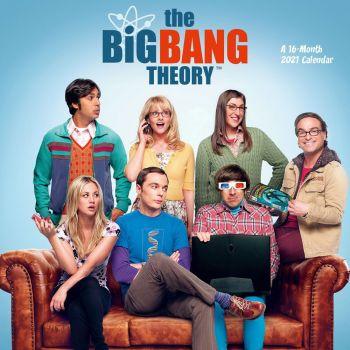 The Big Bang Theory calendrier 2021 *ANGLAIS*