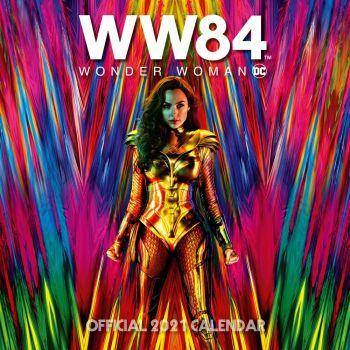Wonder Woman 1984 calendrier 2021 *ANGLAIS*
