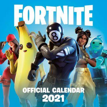 Fortnite calendrier 2021 *ANGLAIS*