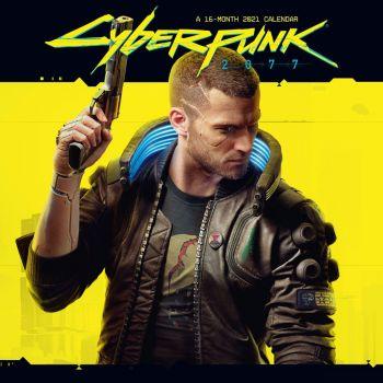 Cyberpunk 2077 calendrier 2021 *ANGLAIS*