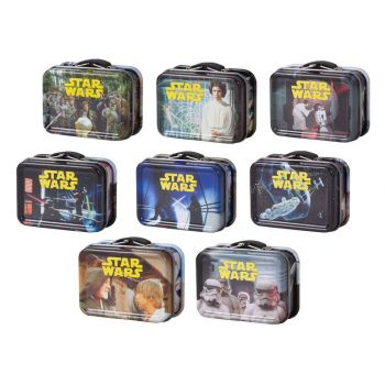 Star Wars série 1 assortiment boites métal Tiny Tins (18)