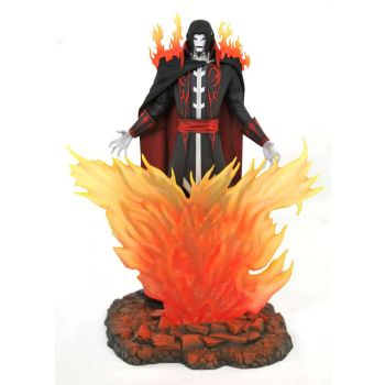Castlevania Gallery statuette Dracula 23 cm --- EMBALLAGE ENDOMMAGE