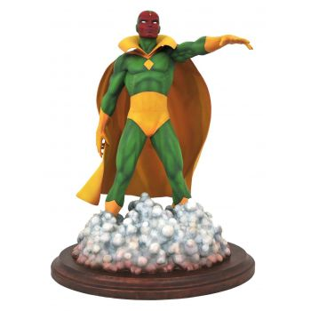 Marvel Comic Premier Collection statuette The Vision 28 cm --- EMBALLAGE ENDOMMAGE