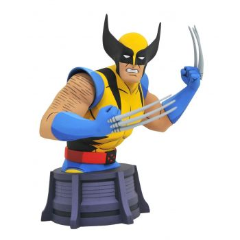 Marvel X-Men Animated Series buste Wolverine 15 cm