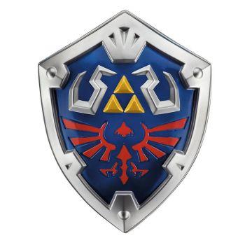 Legend of Zelda Skyward Sword réplique plastique bouclier Link´s Hylian Shield 48 cm
