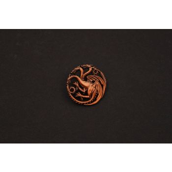 Game of Thrones pin's House Targaryen