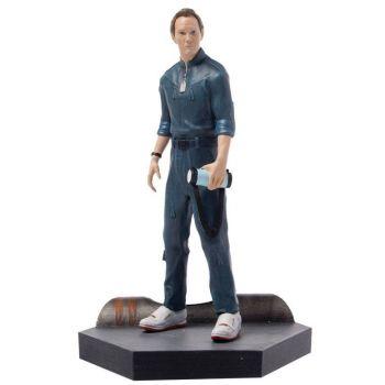 The Alien & Predator Figurine Collection Bishop (Aliens) 13 cm --- EMBALLAGE ENDOMMAGE