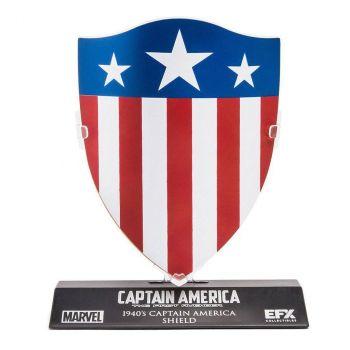 Marvel's Captain America réplique 1/6 bouclier de Captain America 1940 LC Excl. 10 cm