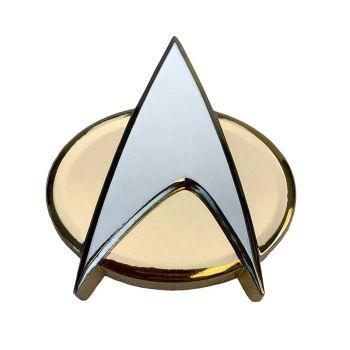 Star Trek TNG décapsuleur Communicator Badge 15 cm