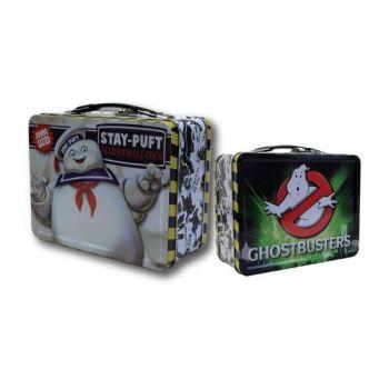 SOS Fantômes boîte métal Stay Puft Marshmallow Man