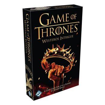 Le Trône de fer jeu de cartes Westeros Intrique *ANGLAIS*