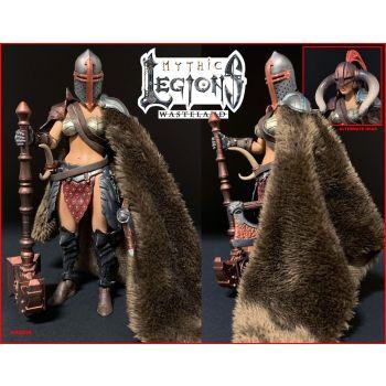 Mythic Legions: Wasteland figurine Cassia 15 cm --- EMBALLAGE ENDOMMAGE