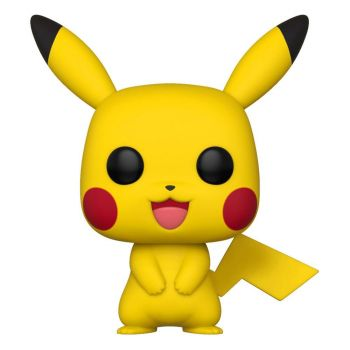 Pokemon POP! Games Vinyl figurine Pikachu 9 cm